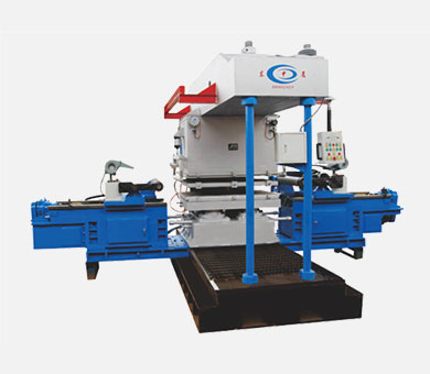 Press vulcanizing machines:42 set